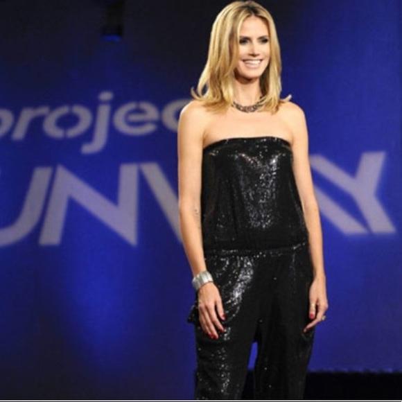 2c4124f777a Michael kors Sequin Jumpsuit XXS worn once fits S.  M 5accddfac9fcdf6037e99309